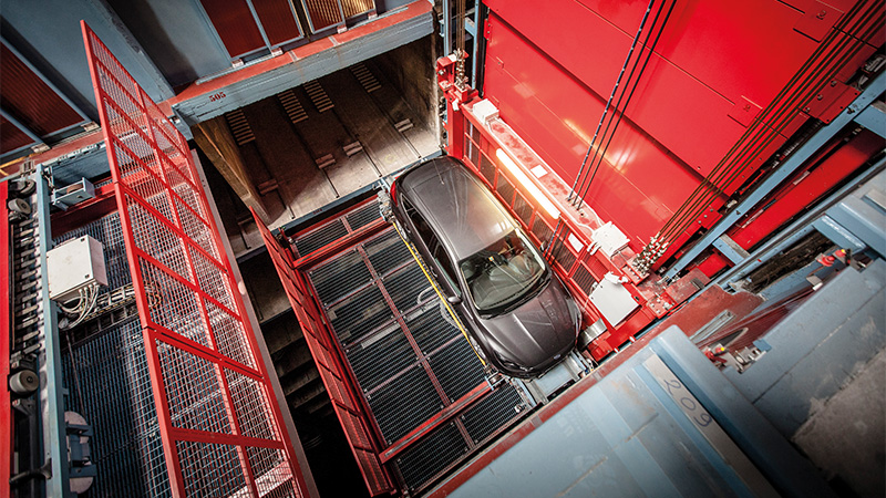 Elevatore C2