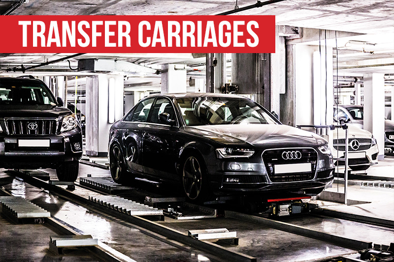 transfer carriages