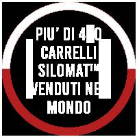 PIU' DI 450 CARRELLI SILOMATTM VENDUTI NEL MONDO