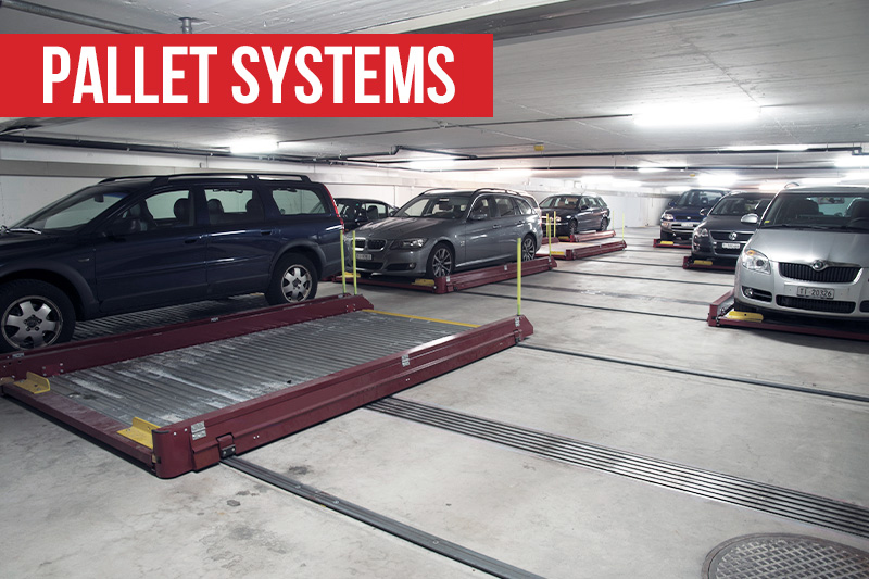 Pallet systems