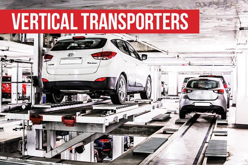 Vertical transporters