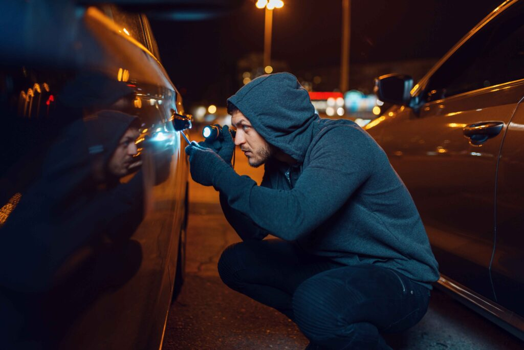 How to protect yourself from car theft