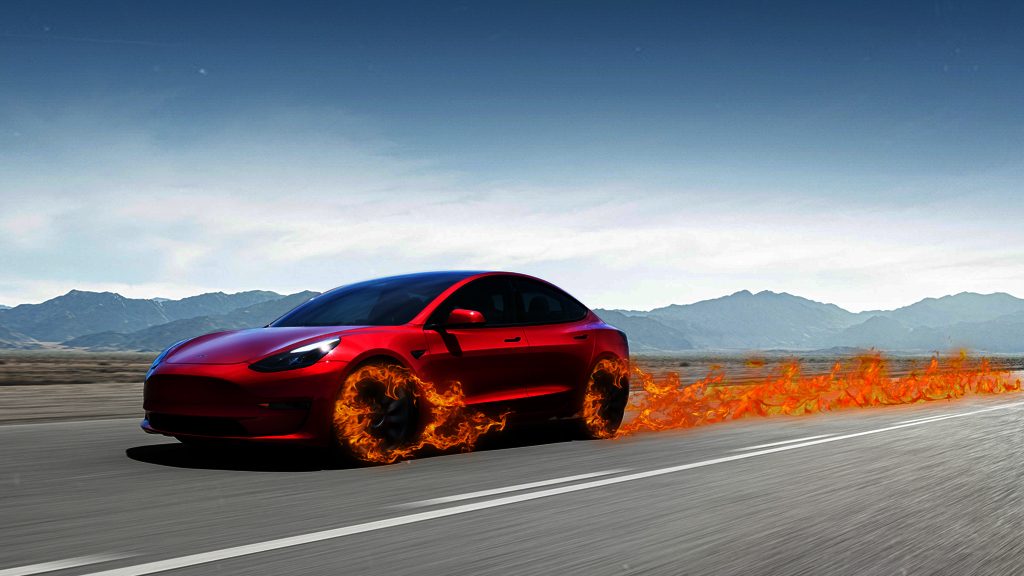 Electric cars: Tesla leading the way